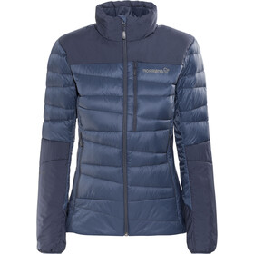 Norrøna Falketind Down750 Jacket Damen indigo night